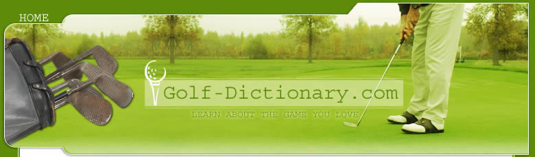 Golf-Dictionary.com